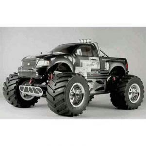Thunder- Monster Jumbo Truck Rc