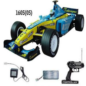 R/c F1 Formula Car Big Size - Kids Toy