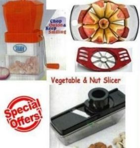 Vegetable Chopper Slicer Apple Cutter