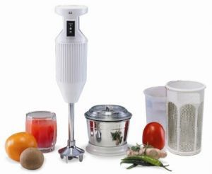 Portable Hand Blender Steel Rod