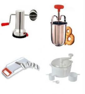 Dough Maker Coconut Scrapper Slicer Medu Vada Maker