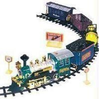 Train Set Kids Toy 21 PCs With Tracks N Remote