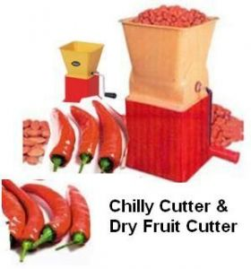 Chilly Cutter N Dry Fruit Cutter Easy N Convenient