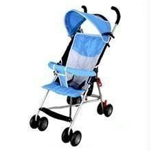 Baby Pram Stroller Compact 2 Way Foldable