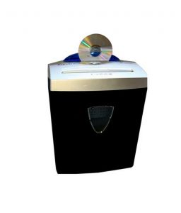 Fully Automatic Shredder For Paper, CD And Cards (with Reverse Movement)