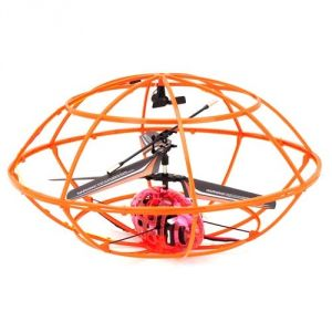 Rc Ufo Robotic Helicopter 3.5 Channel