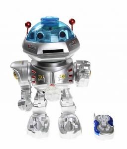 Remote Controlled Robot