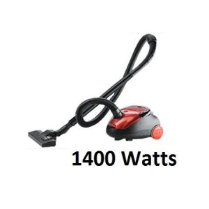Vaccum Cleaner High Speed Durable 1400 Watts