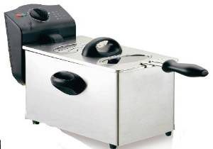 Premium Quality Heavy Duty Deep Fryer Semi Professional