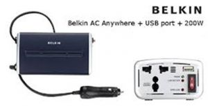 Belkin 200w Ac Anywhere And USB Port