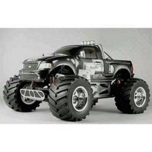 Remote Control Toys - Tundra Monster Truck