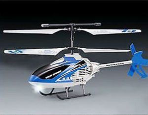 Velocity Helicopter I/r Infrared Controlled 2.5 Channel Toys