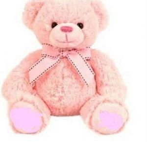 3 Feet Pinkteddy Bear Gift Super Soft Fur Huggable Cute Teddy For Love Pink