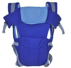 Indmart Front & Back 2 Way Baby Carrier Infant Sling