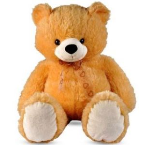 4c0542524bf Buy Lovable Teddy Bear 5 Feet Color Butter cream Online