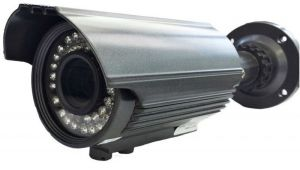 Indmart HD CCD Night Vision Waterproof Cctv Bullet Camera