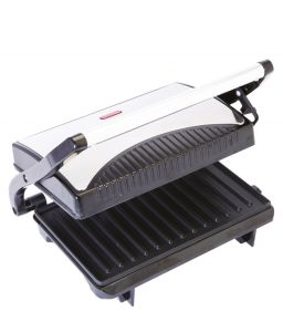 Electric Grill Sandwich Maker - Heavy Duty