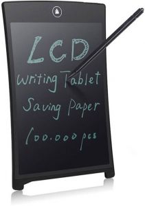 8.5 Inch LCD Writing Tablet Board E-writer Multi Purpose, Paperless, Light, Inkless (multicolor)