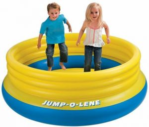 Inflatable Toys - Intex Branded Jump-o-lene trendy Ring Bounce Jumpolene