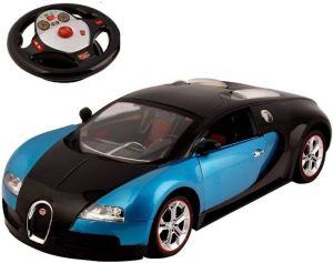 14 R/c Model 5.1 Sound Bugatti Remote Car (multicolour)