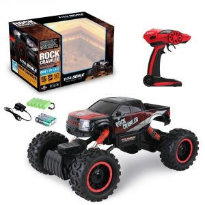 14 Scale 4wd 2.4 Ghz 4x4 Rally Racing Car Remote Control Mini Rocking Car