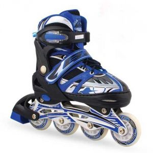 Adjustable Length Inline Skates