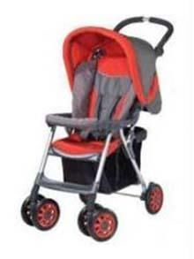 Baby Stroller Cum Buggy Chair