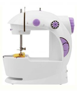 Electronics - Sewing Machine Portable 4 In 1 With Adapter & Pedal