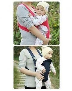Baby Carrier Comfortable Basic Model