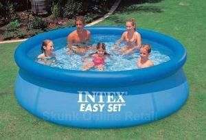 10 Feet Intex Easy Set Above Ground Inflatable Family Pool