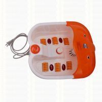 Professional Foot Bath Massager With Infrared Foot Spa Massager With Roller