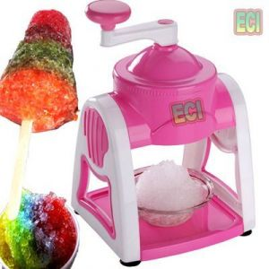 Premium Ice Candy Gola Maker Burf Shaver Chuski Icecream Slush Machine