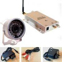 30 LED IR Wireless Night Vision Cctv Security Video Camera W Audio-04