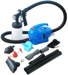 Magic 4in1 Paint Sprayer Paint Zoom Vaccum Cleaner Water Sprayer Air Blower