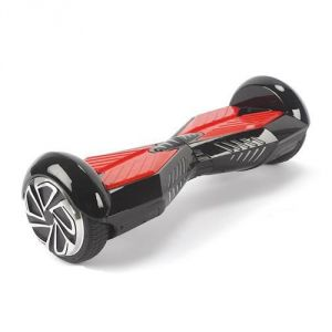 8 Inch 2 Wheel Electric Standing Scooter Skateboard Smart Balance With LED