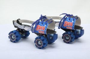 Skates With Double Ball Bearing
