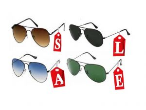 Aviator Sunglasses Maha Jasan Sell Offer With Black,brown,blue,green Color