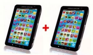 Toys, Games - P1000 Kids Educational Tablet Buy 1 Get 1 Free