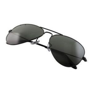 Aviator Sunglasses Classic Black Gradient