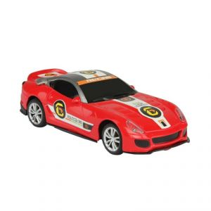 Fully Loaded Remote Control Car For Kids Red
