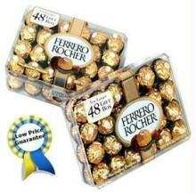 Ferrero Rocher Chocolates 96 PCs Pack