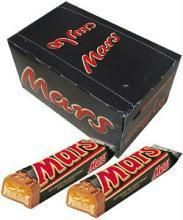Mars Chocolates 24pc