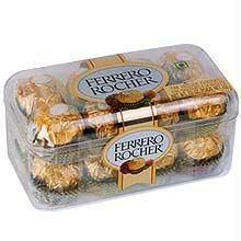 Ferrero Rocher Chocolates - Pack Of 16pcs