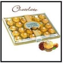 Ferrero Rocher Chocolates 24 Pcs. Gift Pack