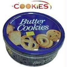 Butter Cookies - Gift Beautiful Cookies Box