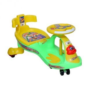 Harry & Honey Baby Magic Car 7811 (with Back Support) Green