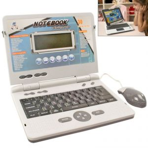 30 Activities English Learner Kids Educational Laptop Kids Toys Gift - N26