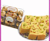 Special Chocolate And Soan Papdi
