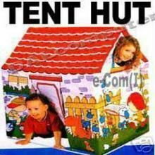 Full Size House Tent Hut Cottage For 2 Children