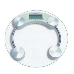 Kshealthcare White Digital Personal Bathroom Weighing Scale Machine 150 Kg- ( Product Code - Ks93990715h66 )